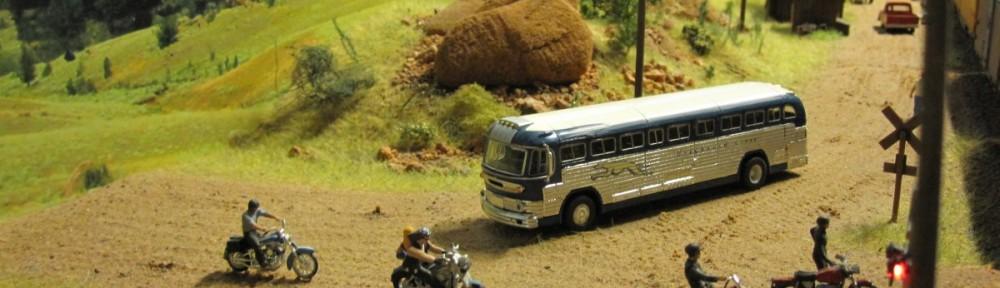 Sherman Hill USA - Modellbahnwelt Odenwald