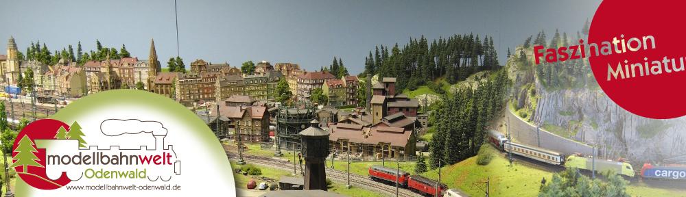 Blog der Modellbahnwelt Odenwald